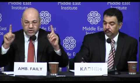 The Middle East Institute Ambassador Lukman Faily on the Future of Iraq