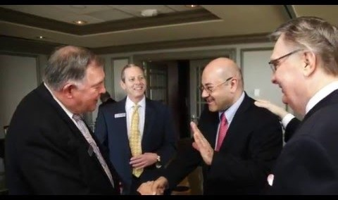 City Club Raleigh national Public Affairs Forum Guest Speaker Iraqi Ambassador Lukman Faily